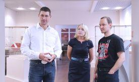 «Америка: калейдоскоп культур». Преподаватель ВГУЭС Андрей Голобоков открыл персональную выставку