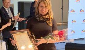 Ректор ВГУЭС Татьяна Терентьева стала победителем Всероссийского конкурса деловых женщин «Успех» 2019
