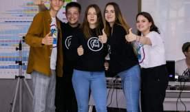 Юбилей Центра волонтеров ВГУЭС
