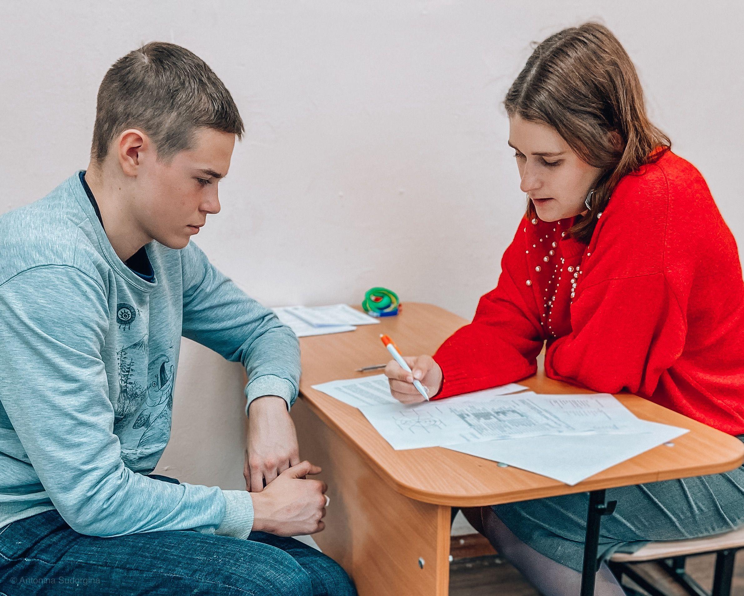 Кем хотят стать старшеклассники СОШ 65 г. Владивостока?