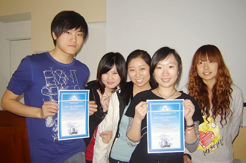 Китайские студенты ВГУЭС рассказали на конференции о своих критериях выбора вуза и специальности в России.