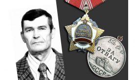 75 лет Победы: Пастух Ярослав Иванович