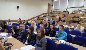 Студенты-юристы оттачивают свои знания в научно-методологическом клубе «Научные среды»