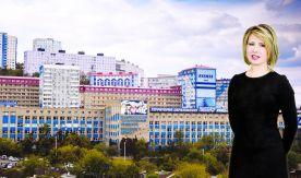 Ректор ВГУЭС Татьяна Терентьева ответила на вопросы абитуриентов и родителей в рамках онлайн-конференции