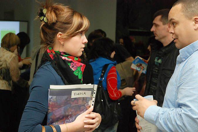 Ярмарка вакансий и выставка дополнительного образования в Зимнем саду