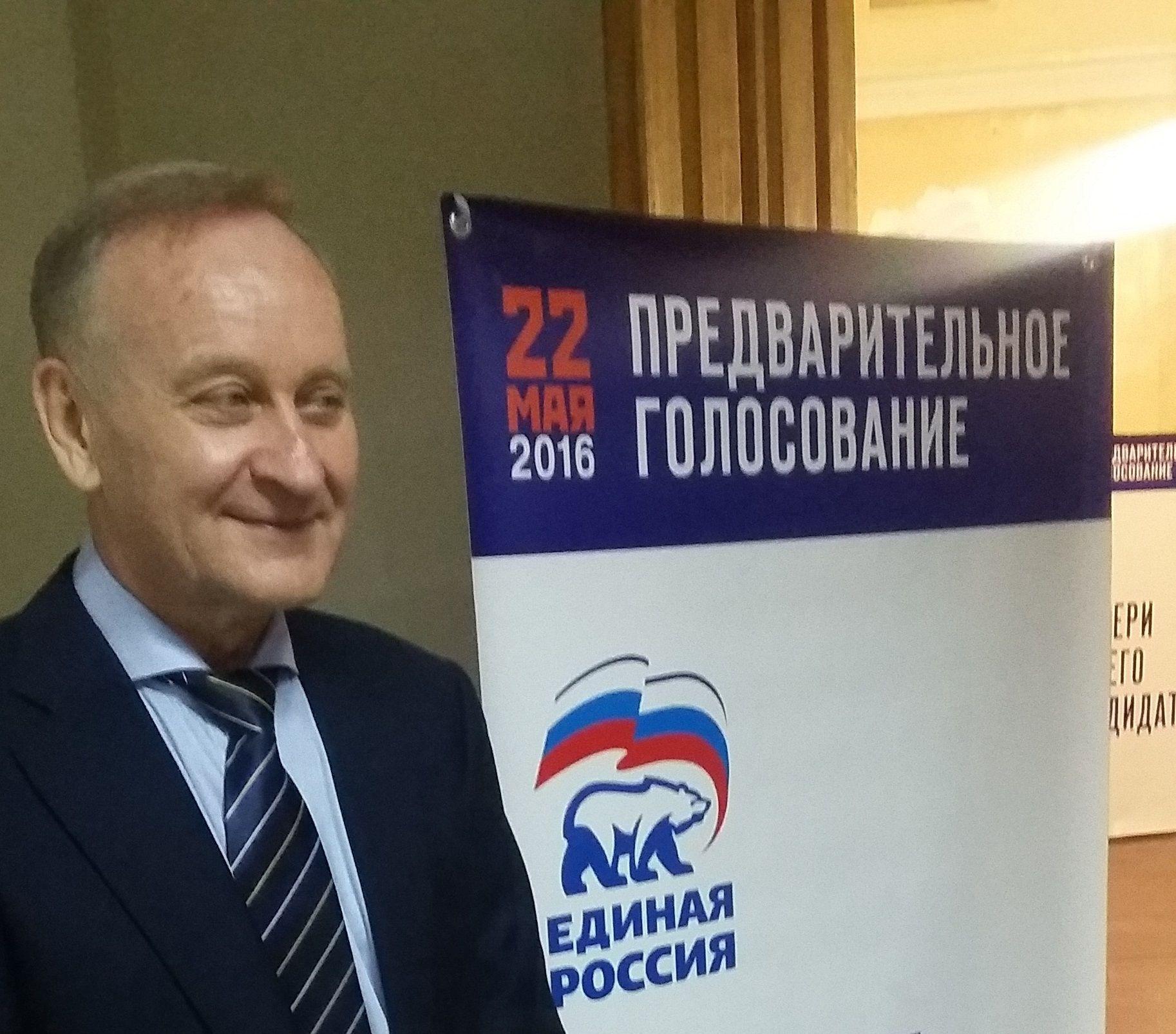 Геннадий Лазарев: Избиратели всегда отдавали предпочтение тем, кому верят