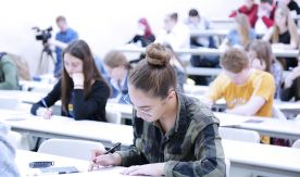 Почти студенты. Творческие испытания проходят во ВГУЭС
