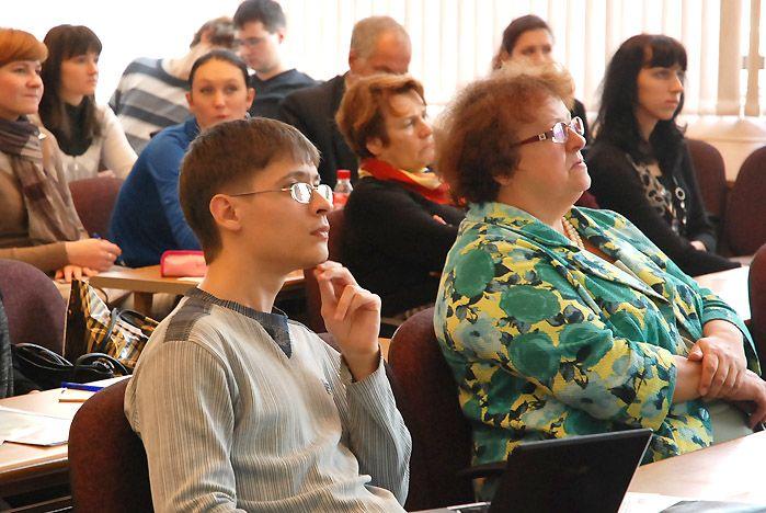 Слушатели семинара в библиотеке ВГУЭС научились продвигать научные статьи