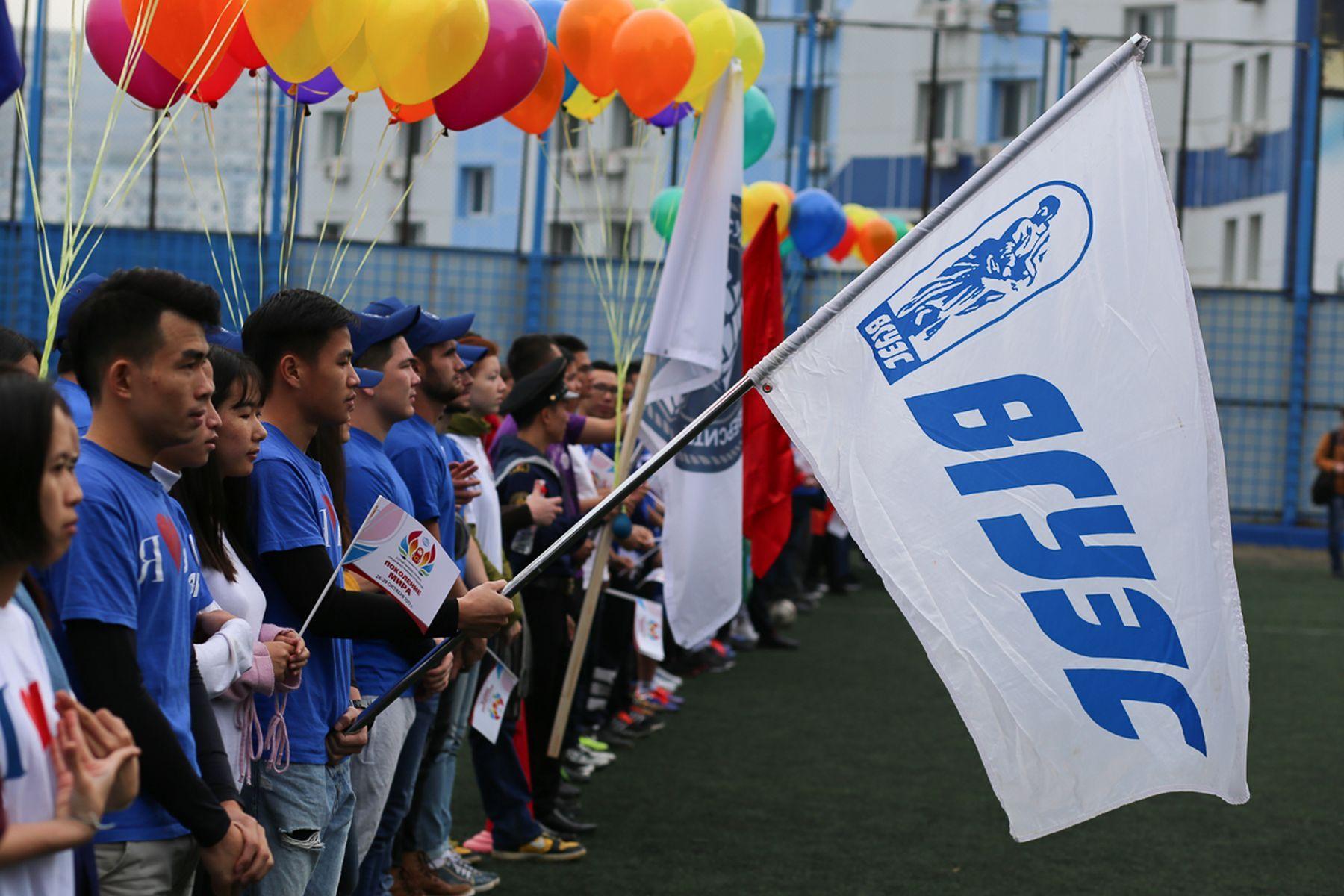 Спартакиада иностранных студентов: Гран-при и первое общекомандное место у ВГУЭС