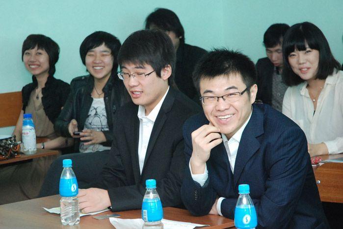 Иностранные студенты обсудили особенности русского языка