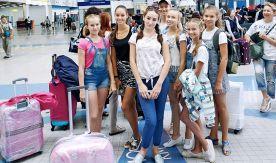 Воспитанники студии классического балета ШИОД ВГУЭС им. Дубинина собирают аплодисменты в Японии