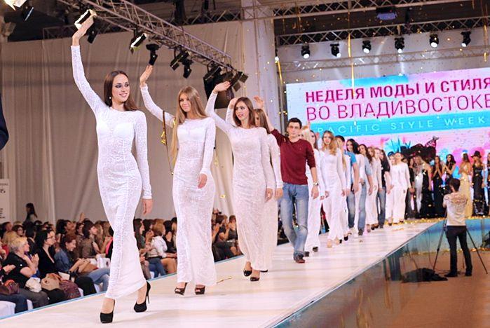 PACIFIC STYLE WEEK во ВГУЭС: триумф кафедры сервисных технологий