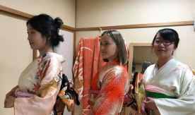 Практика в Японии: интервью студентки направления «Международные отношения» Надежды Быченок