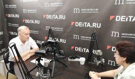 Президент ВГУЭС Геннадий Лазарев стал радиоведущим: разговор об образовании с вице-губернатором