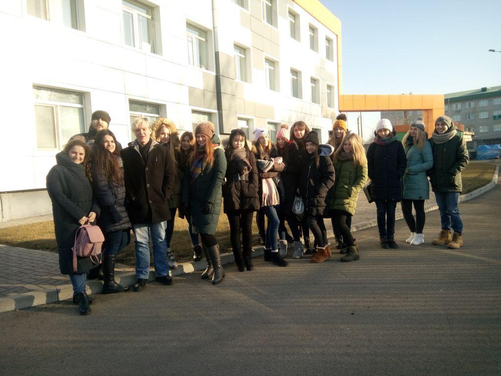 Студенты ВГУЭС посетили молокозавод «Грин Агро» в рамках проекта по организации производственных экскурсий для студентов