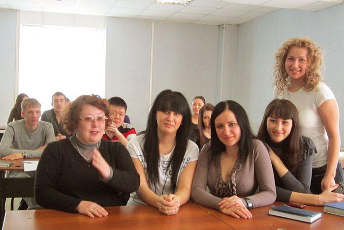 Студенты-юристы узнали, как сформировать эффективную бизнес-команду