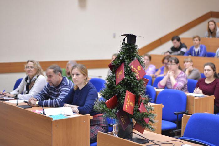 Молодые ученые ВГУЭС отчитались по грантам