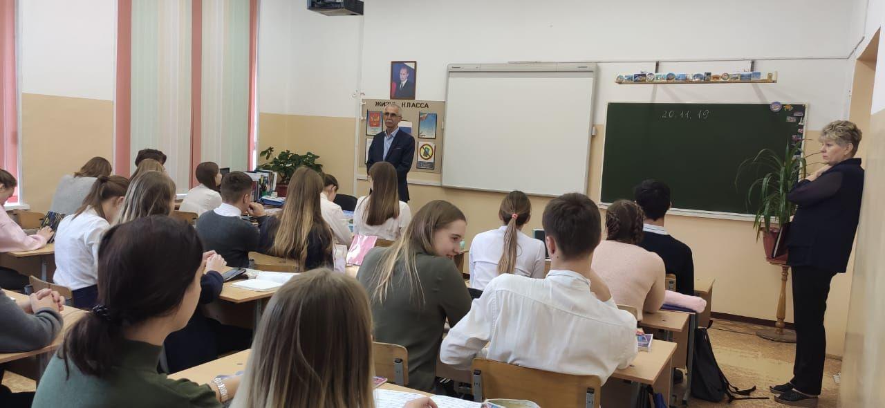 Представители Института права ВГУЭС приняли участие в проведении Всероссийского дня правовой помощи детям