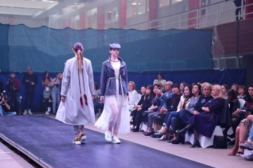 Fashion show of APR counties designers «Local Brands»