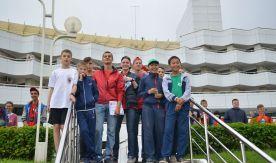 Старшеклассники из ВДЦ «Океан» выразили желание учиться во ВГУЭС