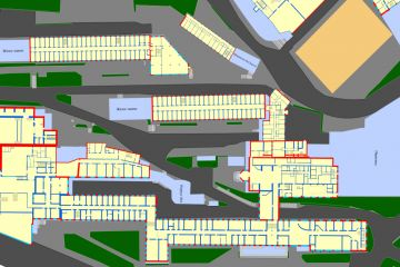 Разработка приложения для мобильных устройств «Навигация внутри здания»