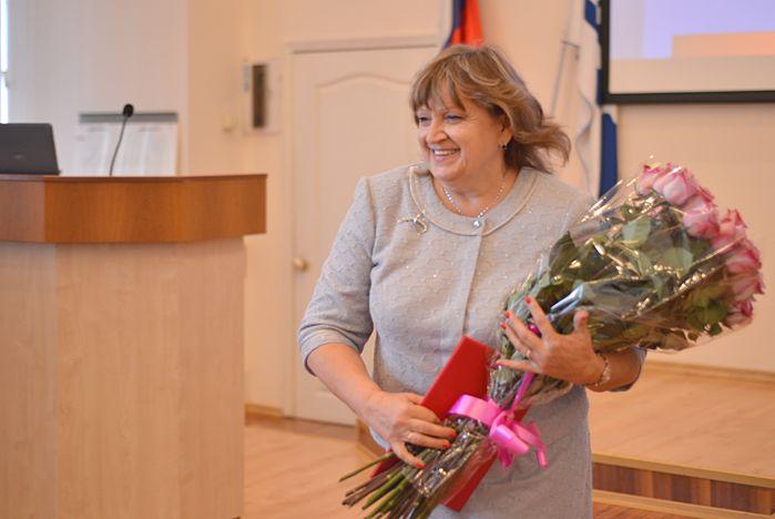 На Ученом совете подвели итоги набора абитуриентов, приветствовали новых и чествовали заслуженных сотрудников