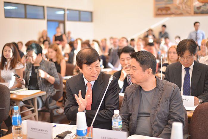 На II Российско-корейском форуме знаний обсудили взаимодействие в сфере производства культурного контента