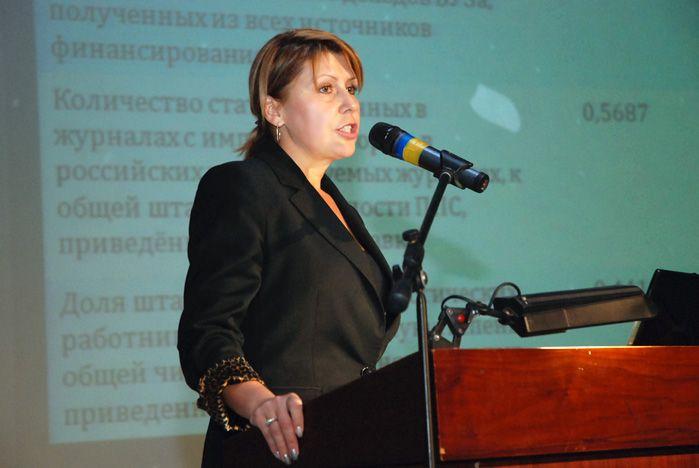 Собрание трудового коллектива ВГУЭС состоялось в новом 2012-2013 учебном году