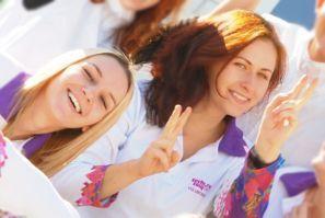 Волонтеры ВГУЭС первыми в стране отметят «500 дней до Игр в Сочи»