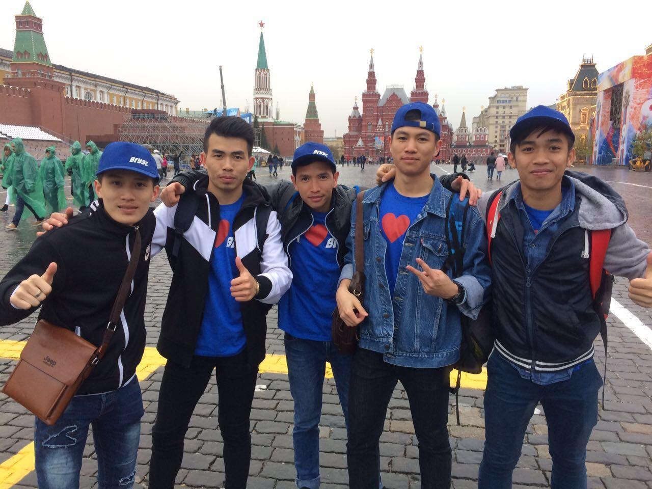 ВГУЭС на Всероссийском спортивном съезде Ассоциации иностранных студентов России