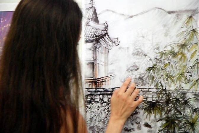 ВГУЭС принимает конкурс молодых дизайнеров