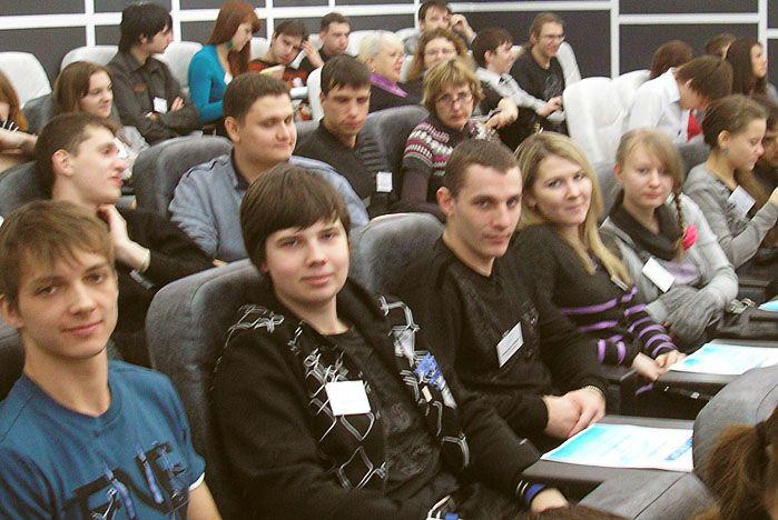 Студенты ВГУЭС – на орбите IT планеты