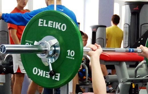 Тяжелоатлеты ВГУЭС — самые сильные во Владивостоке!
