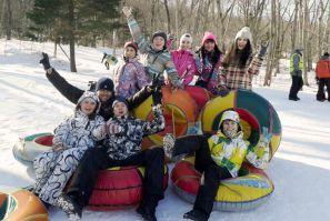 Студенты Института управления хорошо потрудились в первом семестре и заработали отличный отдых в зимние каникулы!