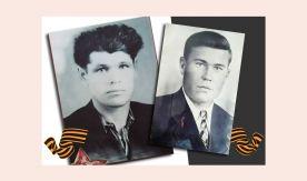 75 лет Победы: Матвиенко Иван Ильич и Ремесленник Петр Никитич