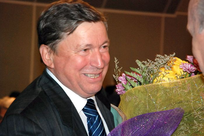 Юбилей профессора А.П. Латкина собрал во ВГУЭС гостей