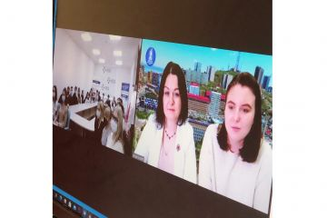 Специалисты центра Абитуриент ВГУЭС провели онлайн конференцию «Знакомство с университетом»