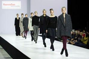 Выпускница ВГУЭС представила свою коллекцию на Неделе моды в Москве