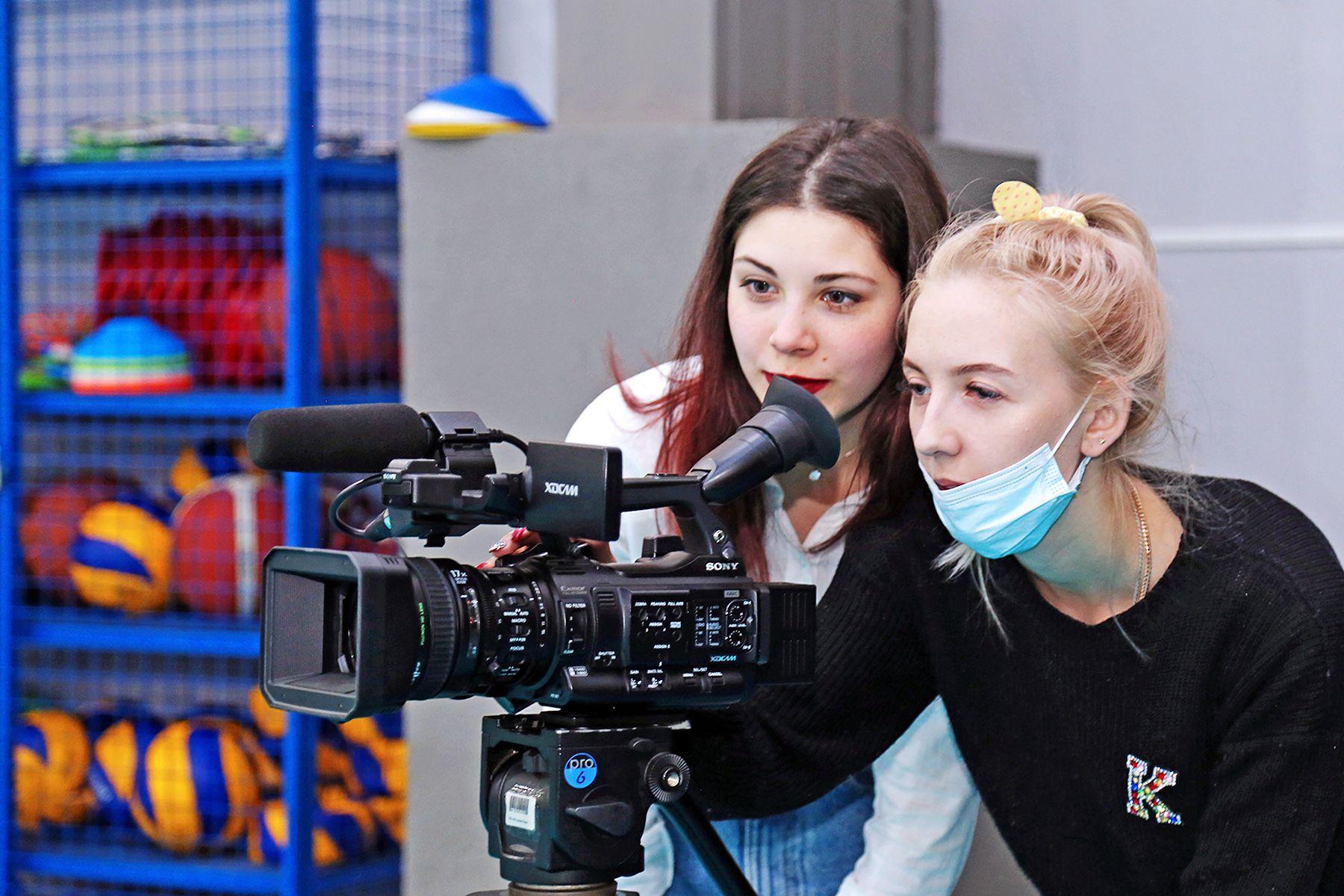 Челлендж на самое крутое видео в Tiktok: условия — в очередном выпуске студенческого телевидения ВГУЭС-LIFE