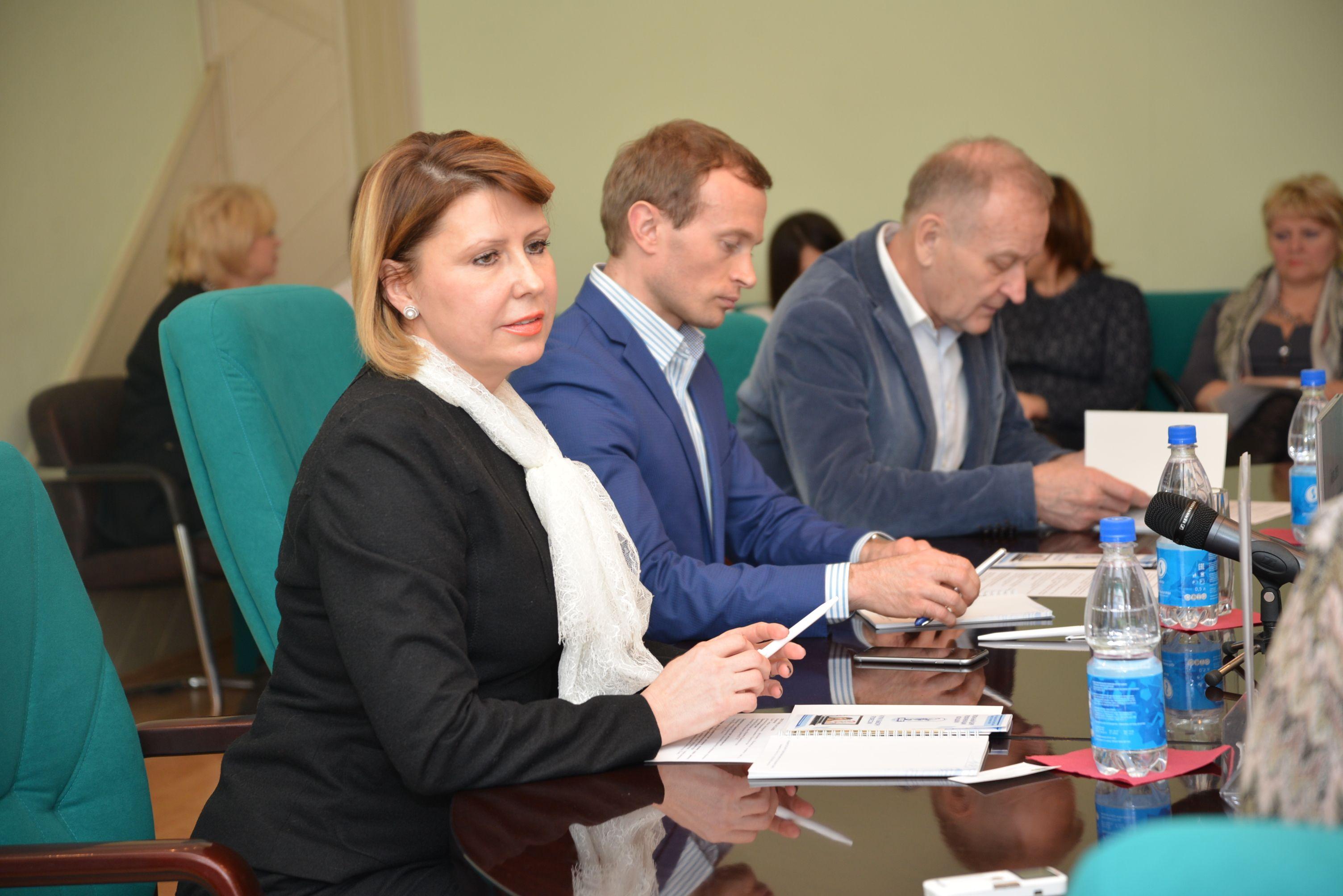 Во ВГУЭС прошёл круглый стол «Современные подходы к профориентации как системе взаимодействия личности и общества в контексте развития региона»