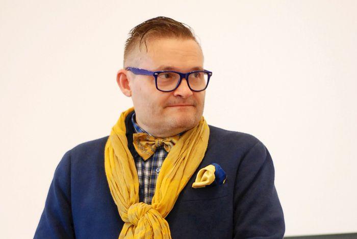 Всемирно известный историк моды Александр Васильев – молодым дизайнерам ВГУЭС: «Мода – это не искусство, а бизнес»