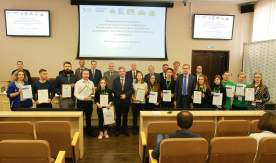The report of the VSUES student was noted at the scientific conference in Yekaterinburg
