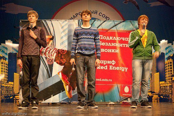 КВНщики ВГУЭС вошли в число призеров фестиваля в Находке