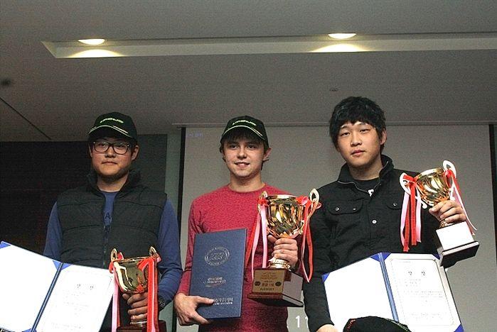 Российский гонщик, студент ВГУЭС Алексей Украинец впервые стал победителем Азиатского чемпионата по картингу