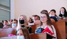 ВГУЭС принял участие во всероссийской социальной кампании «Внимание на дорогу» в рамках федерального проекта Госавтоинспекции МВД России «Безопасность дорожного движения»